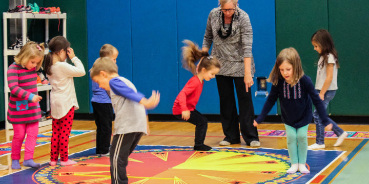 Bring Math into Your Elementary Physical Education Lessons