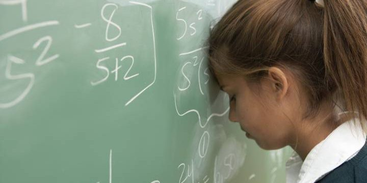 Why Do Your Students Say They Are Bad At Math?
