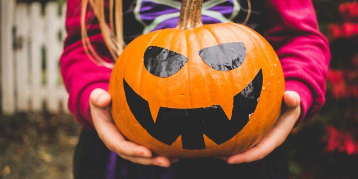 Healthy Halloween Haunts